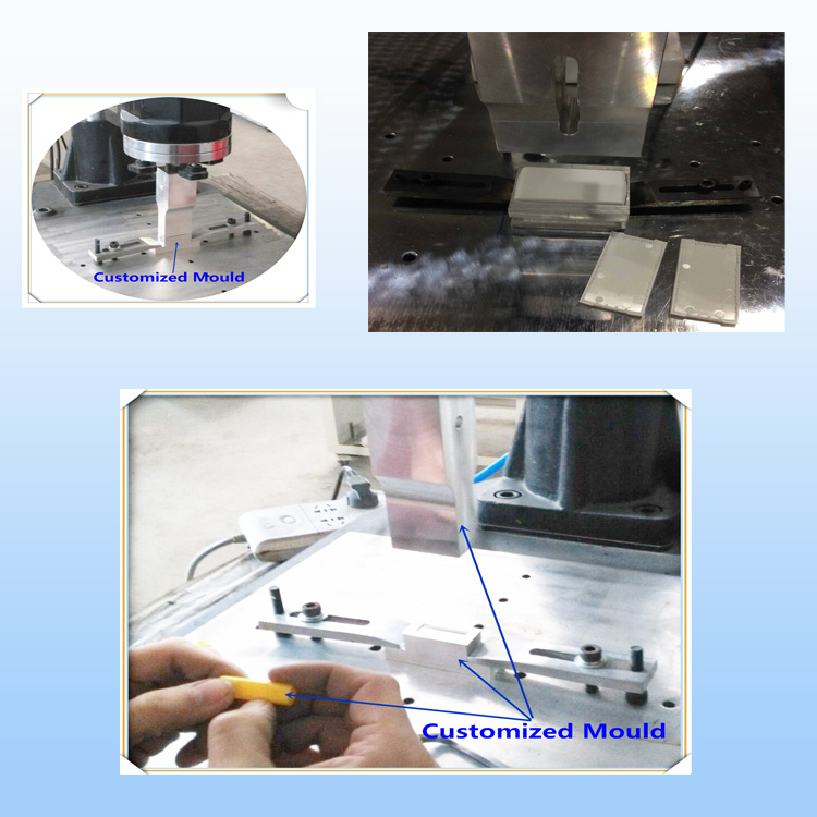 Ultrasonic Welders Using for Plastic