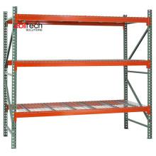 Industrial Steel Us Standard Pallet Racking with CE Certificate