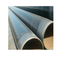 API 5L Spec 3PE Coating Spiral Welded Pipe