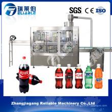 Máquina embotelladora de agua de soda 3 en 1 automática 3