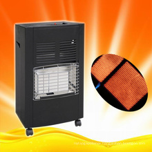 Mobile Ceramic Gas Room Heater with CE Certificate