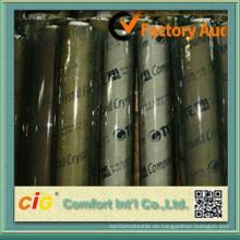 Hochwertiger bunter weicher PVC-Film