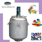 acrylic emulsion paint machine/reactor/cracking kettle