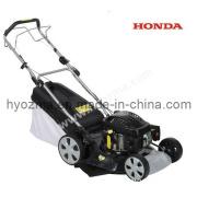 "18"" New Steel Deck Self-Propelled Gasoline Lawn Mower"
