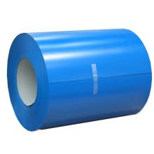 Z100 de la bobina PPGI bobinas de acero recubiertas de color