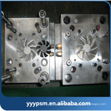 Steel Metal mould Aluminium Injection Molded for Plastic transperent part plastic molding part