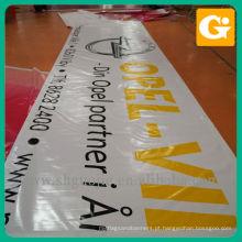 PVC flex banner fábrica para venda