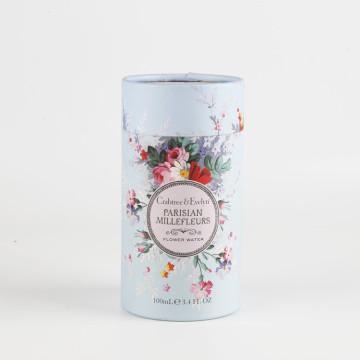 Custom Kraft Perfume Tube Paper Packaging Box