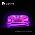 660 нм(ИК)+365 нм(УФ)+405 нм(УФ)трех типов светодиодов свет ручной отбеливания кожи uvled лампа для ногтей
