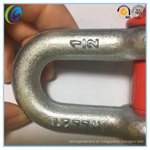 Pino de segurança que conecta o grilhão Chain