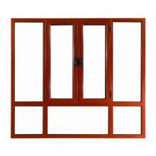 Fabrik direkte Produkte heißer Verkauf Aluminium Fenster und Türen Vietnam Stil