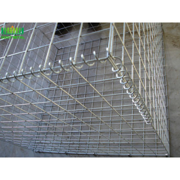 뜨거운 담근 Galvanized Gabion Box