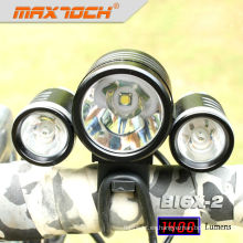 Maxtoch BI6X-2 alta potencia estilo Smart LED Bike Lights