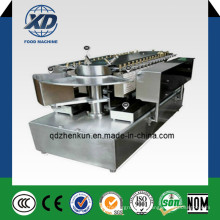 Horno automático de barbacoa de gas rotativo Yakitori Grill Machine Kebob Machine