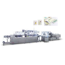 Ampoules / vials automatic blister packaging production line