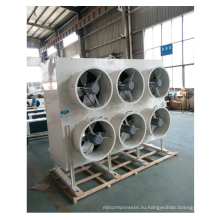 Промышленный испарительный / переносной вентилятор воздушного охлаждения для воды