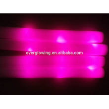3 colors led foam stick for party whole sell 2017