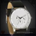 Yxl-253 New Design Men′s Watch Chronograph Fashion Custom Logo OEM Watch Japan Movt Business Leather Wrist Watch