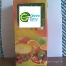 Напиток из смешанного фруктового сока с Brc Standard
