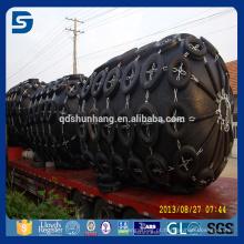 Tipo pára-choque pneumático de borracha marinho do barco de Yokohama