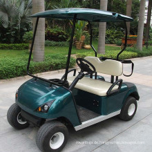 2 Plätze Minigolfwagen zum Verkauf mit Ce-Zulassung (DG-C2)
