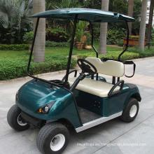 Carro de golf moderno de 2 plazas aprobado por Ce (DG-C2)