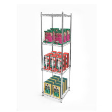 Metal Wire Display Rack, Display Stand Shelf (CJ4545160A4C)