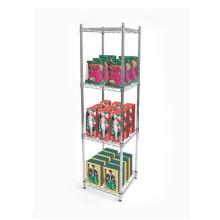 Metal Wire Display Rack, prateleira de exibição (CJ4545160A4C)
