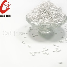 China for White Wire Masterbatch Granules Universal  White Masterbatch Granules export to Japan Supplier