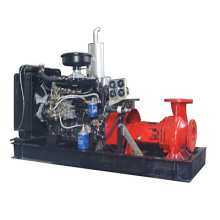 Notfall-Dieselmotor-Wasser-Feuer-Pumpe