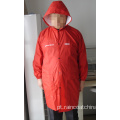 Waterproof 210T Polyester Raincoat Longo