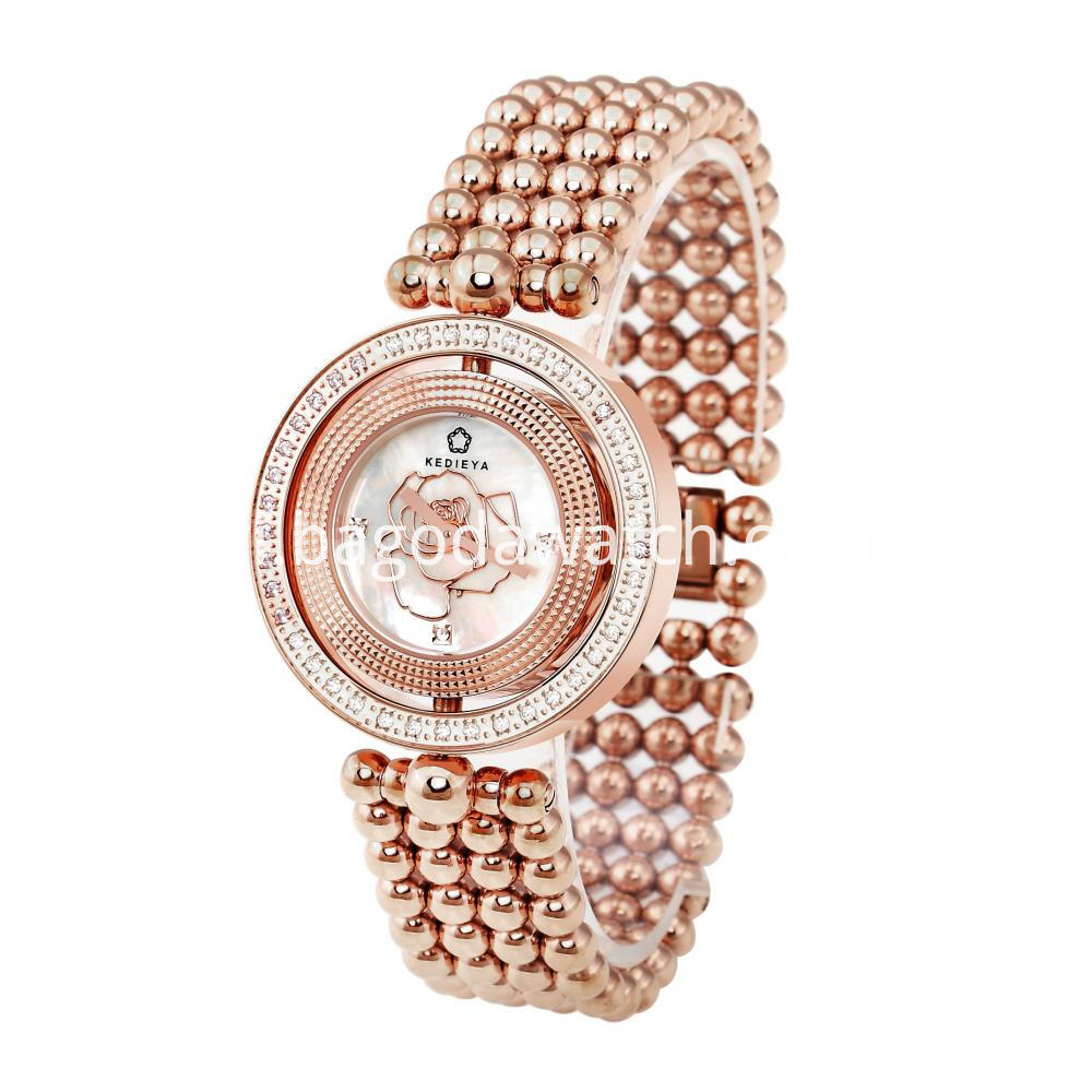 Steel Watch For Women