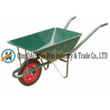 Wheelbarrow Wb2200 Rubber Wheel Rueda de goma