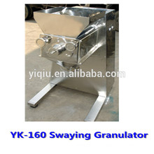 YK 160 alimentos Swaying Granulating machine