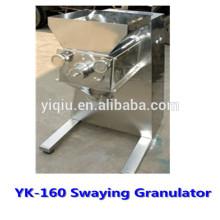 YK 160 máquina de granulação balançando alimentos