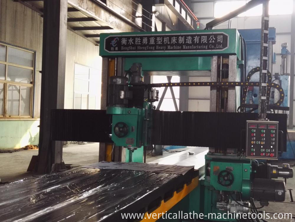 Lathe milling machine