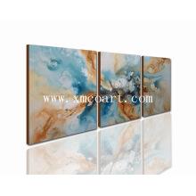Mur Peintures à l'huile abstrait moderne