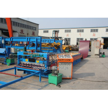 Trapezoidal Roof Panel Roll-Forming Machine