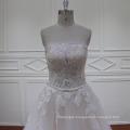 Beading Motif Belt A-Line Bridal Dresses