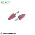abrasive mounted stone point