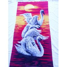 Jumbo Microfiber Beach Towels Handuk Handuk shower