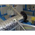 Máquina formadora de conductos flexible