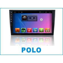 Android System Car GPS for Polo with Car DVD Player and Navigation