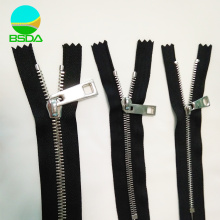 Fashionable Closed End RIRI Zipper in Stainless Steel
