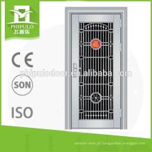 produtos de alta demanda portas de tempestade de segurança de aço inoxidável