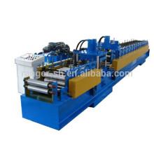 Máquina formadora de rollos de marco de puerta de acero modificado para requisitos particulares