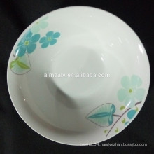 new design salad bowl porcelain wholesale
