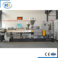 TSE-65D Co-rotating Twin Screw Extruder in Air-cooling Extrusion Line