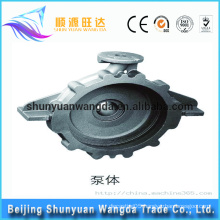 Factory supply wholesale China High quality titanium pump casting pump parts