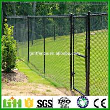 Portes de clôture revêtues de PVC de haute qualité / portes de ferme